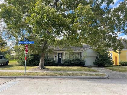 Residential Property for sale in 6462 Community Drive, West University Place, TX, 77005