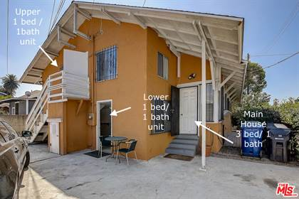 Multifamily for sale in 1201 W 35Th St, Los Angeles, CA, 90007