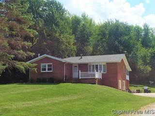 Single Family for sale in 14350 WATER TOWER RD, Greater Dawson, IL, 62515