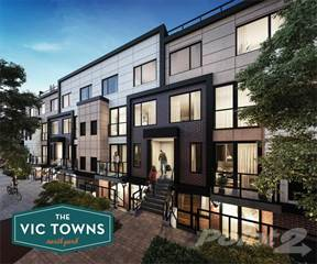 Residential Property for sale in The Vic Towns / Victoria Park Ave, Toronto, Ontario