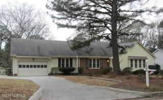 Single Family for sale in 2403 Foxcroft Road NW, Wilson, NC, 27896