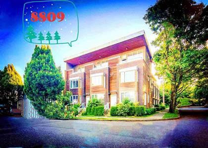 Single Family for sale in 8809 SELKIRK STREET, Vancouver, British Columbia, V6P4J6