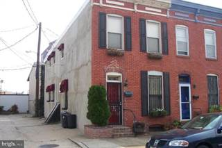 Townhouse for rent in 3411 TOONE STREET, Baltimore City, MD, 21224