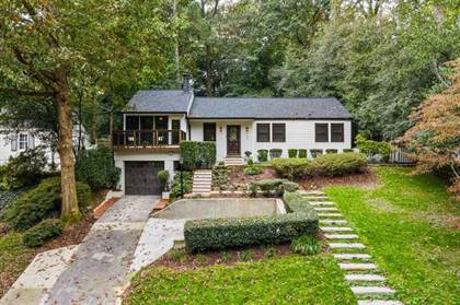 Residential for sale in 724 Channing Drive NW, Atlanta, GA, 30318