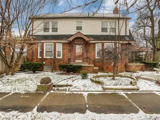 Single Family for sale in 1452 Bishop Road, Grosse Pointe Park, MI, 48230