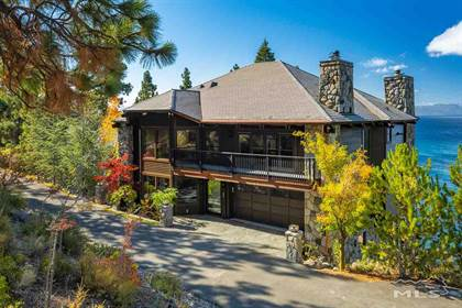 Residential Property for sale in 30 Lake Front Drive, Glenbrook, NV, 89413