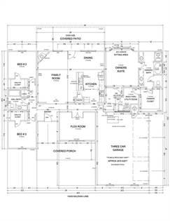 Residential for sale in 10400 Baldwin Lane, Oklahoma City, OK, 73142