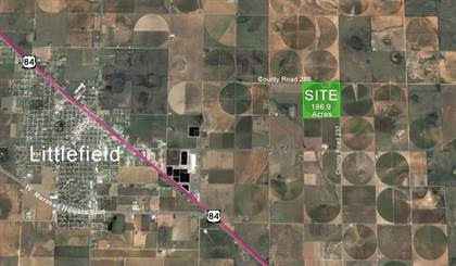 Lots And Land for sale in 288 County Road 237, Littlefield, TX, 79339