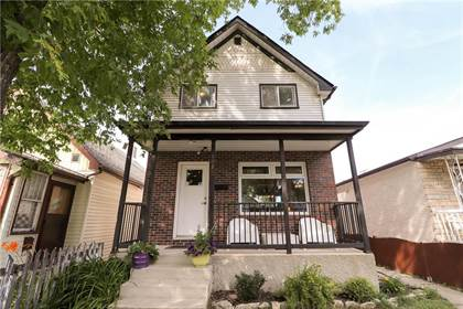 Single Family for sale in 1615 Ross AVE, Winnipeg, Manitoba, R3E1E4