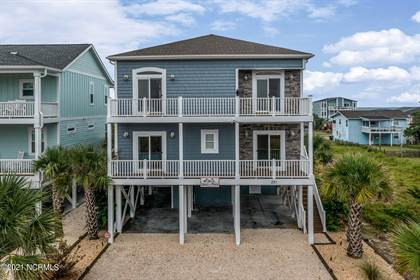 Residential Property for sale in 221 Brunswick Avenue W, Holden Beach, NC, 28462