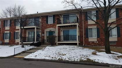 Residential for sale in 34771 Maple Lane dr 60, Sterling Heights, MI, 48312