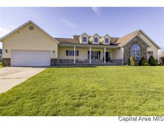 Single Family for sale in 1354 WYNDMOOR DR, Rochester, IL, 62563