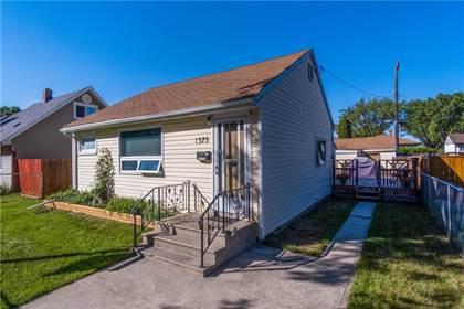 Single Family for sale in 1375 Magnus Avenue, Winnipeg, Manitoba, R2X0P1