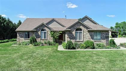 Residential Property for sale in 8467 BERGIN Road, Howell, MI, 48843