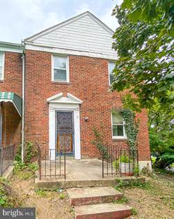 Residential Property for sale in 1648 LOCHWOOD ROAD, Baltimore City, MD, 21218