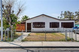 Single Family for sale in 4020 BUTTE Circle, Las Vegas, NV, 89110