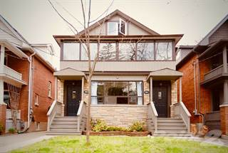 Residential Property for sale in 381 + 383 Beresford Ave, Toronto, Ontario, M6S3B6