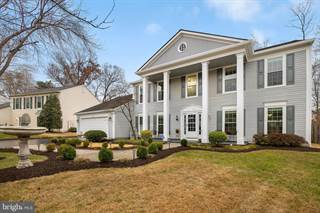 Single Family for sale in 7009 GREEN SPRING LANE, Alexandria, VA, 22306