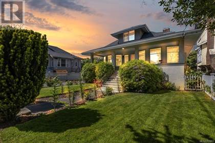 Single Family for sale in 934 Queens Ave, Victoria, British Columbia, V8T1M6