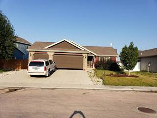 Single Family for sale in 713 Sako Dr -, Gillette, WY, 82718