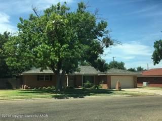 Single Family for sale in 716 Gibner Dr., Spearman, TX, 79081