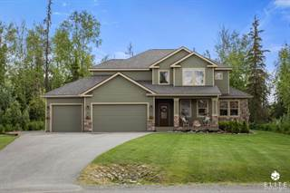 Single Family for sale in 3851 S Upper Meadow Circle, Wasilla, AK, 99654