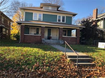 Residential Property for rent in 4108 Carrollton Avenue, Indianapolis, IN, 46205