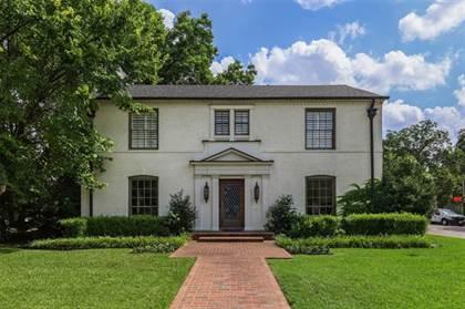 Residential Property for sale in 3219 Mockingbird Lane, Highland Park, TX, 75205
