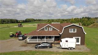 Farm And Agriculture for sale in 1525 SCOTCH LINE EAST ROAD, North Grenville, Ontario