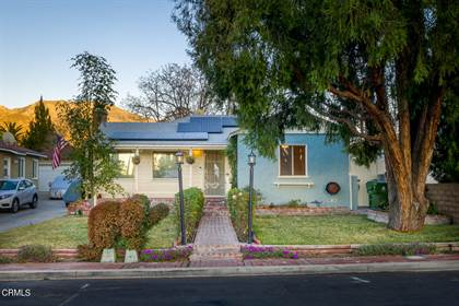 Residential Property for sale in 10314 Woodward Avenue, Sunland, CA, 91040