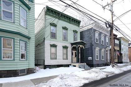 Multifamily for sale in 240 GREEN ST, Schenectady, NY, 12305