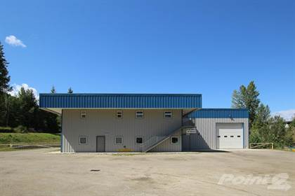 Commercial for rent in 5101 48 Avenue SE, Salmon Arm, British Columbia, V1E 1X2