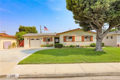 Residential for sale in 239 W Simmons Avenue, Anaheim, CA, 92802