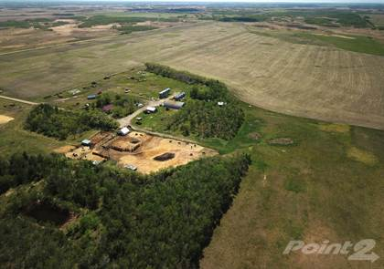 Farm And Agriculture for sale in 12,000 Acre Mixed Farm - Rorketon, MB. (50 deeded quarters), Lawrence, Manitoba