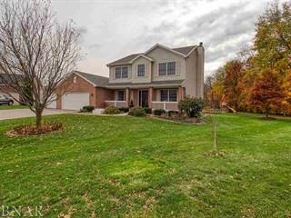 Single Family for sale in 122 Meadow Creek Ct, Lexington, IL, 61753