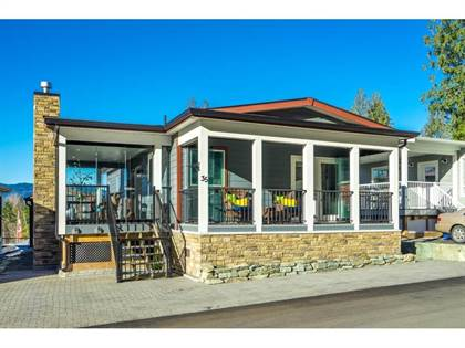 Single Family for sale in 53480 BRIDAL FALLS ROAD 35, Wahleach Lake, British Columbia