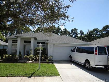 Residential Property for sale in 430 SW Sundance Trail, Port St. Lucie, FL, 34953