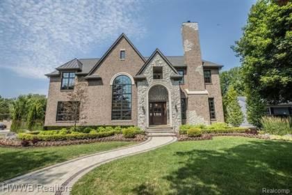 Residential Property for sale in 1415 SUFFIELD Avenue, Birmingham, MI, 48009