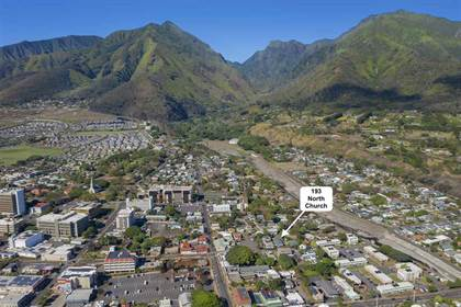 Residential for sale in 175 N Church St, Wailuku, HI, 96793