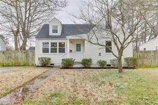 Single Family for sale in 5249 Ashby Street, Norfolk, VA, 23502