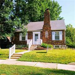 Single Family for sale in 6901 Plymouth Avenue, University City, MO, 63130
