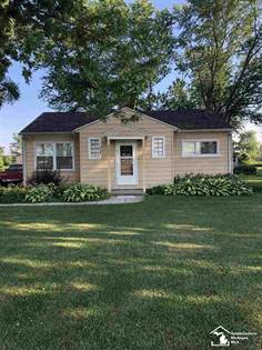 Residential for sale in 2485 yargerville, La Salle, MI, 48145