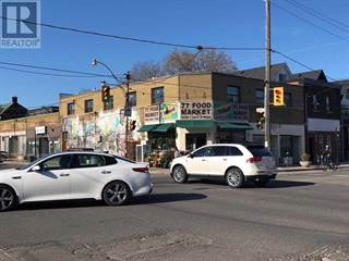 Comm/Ind for sale in 138 HALLAM ST, Toronto, Ontario, M6H1X1