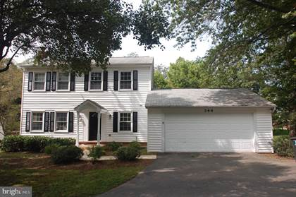 Residential Property for sale in 344 N KENSINGTON STREET, Arlington, VA, 22205