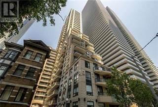 Condo for rent in 35 HAYDEN ST 1606, Toronto, Ontario