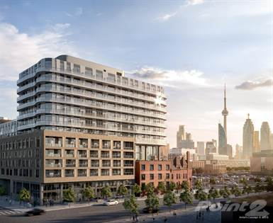 Condominium for sale in Canary House Condos - Front and Cherry - 475 Front St E, Toronto, ON, Toronto, Ontario, M5A 1H7