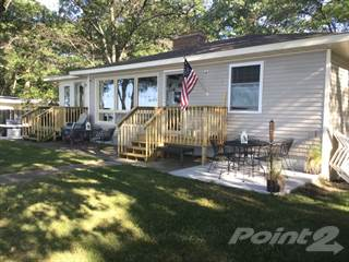 Residential Property for sale in 9751 Crescent Beach Rd., Sand Point, MI, 48755