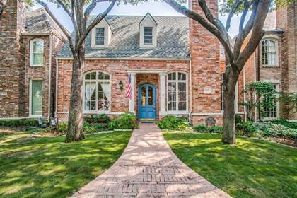 Residential Property for sale in 7977 Caruth Court, Dallas, TX, 75225