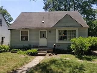 Single Family for sale in 16031 LEONA Drive, Redford, MI, 48239