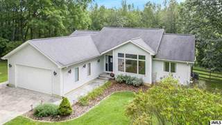 Single Family for sale in 3221 TYGH RD, Horton, MI, 49246